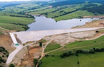 Ladik Fındıcak Barajı ile 8 bin 850 dekar tarım arazisi sulanacak