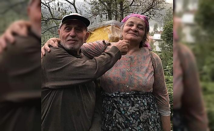 Rize'deki sel ve heyelanda hayatını kaybeden yaşlı çiftin ailesi ve komşuları o günü anlattı