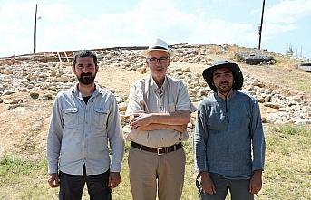 Samsun'da bulunan Hititlerin din merkezi Nerik'te kazı çalışmaları yeniden başladı