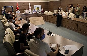 Samsun'da Kovid-19 ile mücadele kapsamında