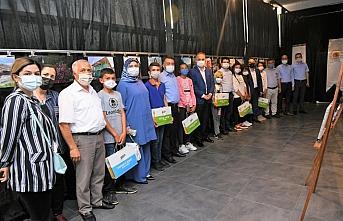Samsun'da ortaokul öğrencileri, çektikleri fotoğrafları satıp okullarının ihtiyaçlarını karşılayacak