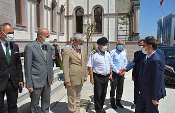 TBMM Milli Savunma Komisyonu Başkanı Yılmaz, Çorum'da cenaze törenine katıldı
