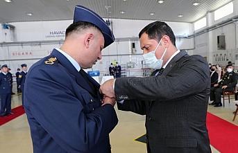 Amasya'da Türk Hava Kuvvetleri personeline