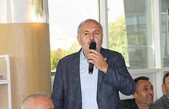 Çarşamba'da İYİ Parti Genişletilmiş İlçe Danışma Kurulu Toplantısı yapıldı