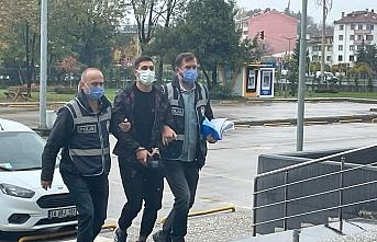 GÜNCELLEME - Bolu'da bir kişiyi tabancayla yaralayan şüpheli tutuklandı
