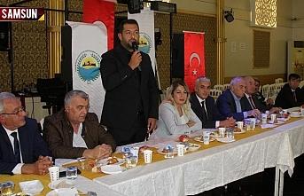 Mustafa Umar KADEF Başkanı adaylığını açıkladı