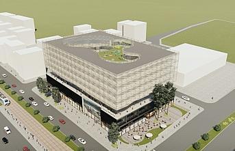 Samsun'a 8 katlı kütüphane yapılacak