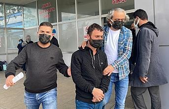 Samsun'da 7 ayrı hırsızlığın şüphelisi kahvaltı yaparken yakalandı