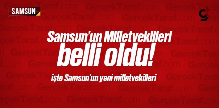 24 Haziran 2018 Samsun Milletvekili İsimleri ve Partileri,...