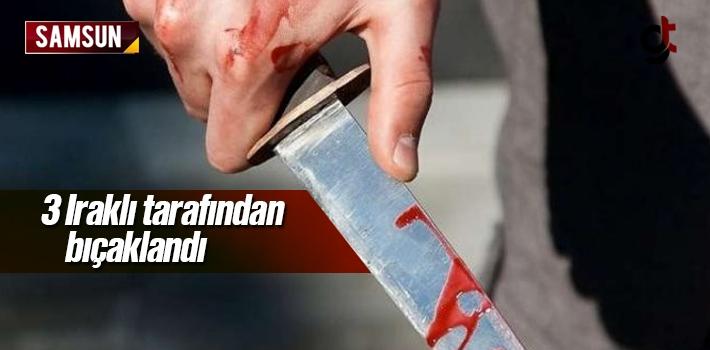 3 Iraklı Tarafından Bıçaklandı