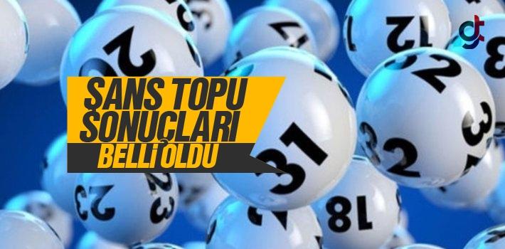 9 Ocak Çarşamba Şans Topu Çekiliş Kazanan Numaralar,...