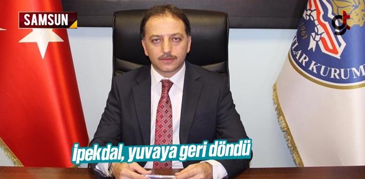 Adnan İpekdal, Samsun İl Kültür Müdürü Oldu,...