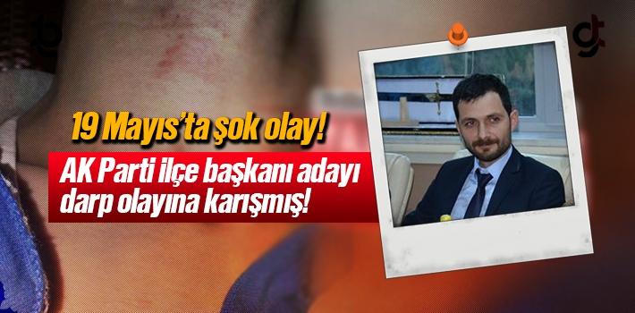 AK Parti 19 Mayıs İlçe Başkan Adayı Hakan Yazar...