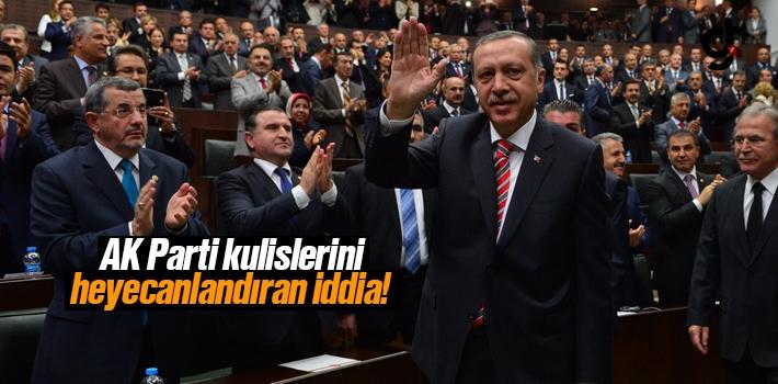 AK Parti Kulisleri Bu Haber İle Heyecanlandı