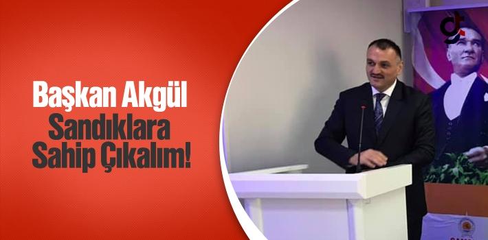 AK Parti Sandık Kurul Üyeleri Bir Araya Geldi