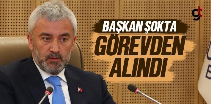 AK Parti'li Ordu Büyükşehir Belediye Başkanı...