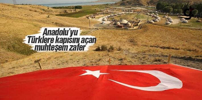 Anadolu'nun Kapılarını Türklere Açan Zafer Malazgirt