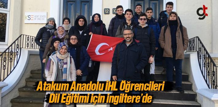 Atakum Anadolu İHL Öğrencileri Yabancı Dil Eğitimi...