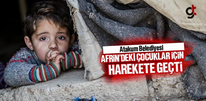 Atakum Belediyesi Hayır Çarşısı,Afrin'deki...