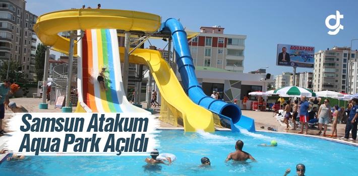 Atakum'da 'aqua' 4 günde rekor kırdı