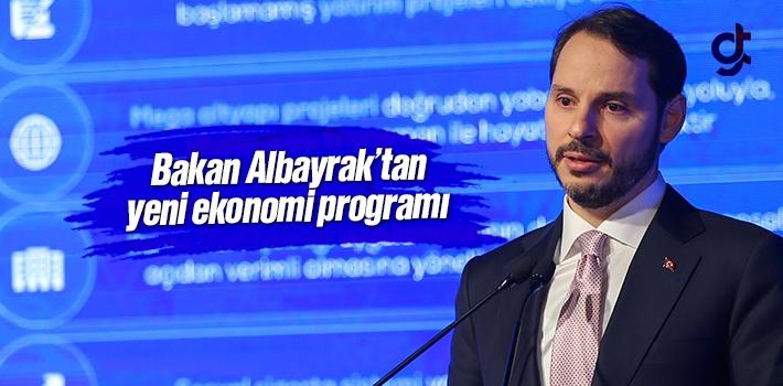 Bakan Albayrak'tan Ekonomi Sorununa Yeni Çözüm