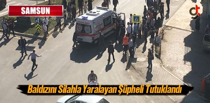 Baldızını Silahla Yaralayan Şüpheli Tutuklandı