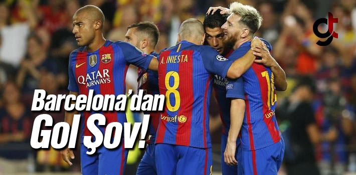 Barcelona - Celtic Maçı Golleri