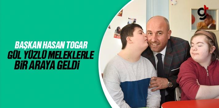 Başkan Hasan Togar Gül Yüzlü Meleklerle Bir Araya...