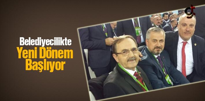 Başkan Zihni Şahin, Cumhurbaşkanı Erdoğan'ın...