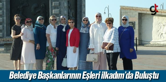 Belediye Başkanlarının Eşleri İlkadım'da Buluştu