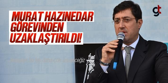 Beşiktaş Belediye Başkanı Hazinedar görevinden...
