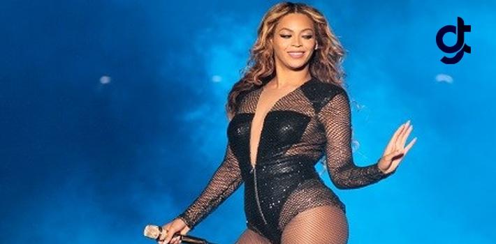 Beyonce'nin Sahneye Çıkması Yasaklandı