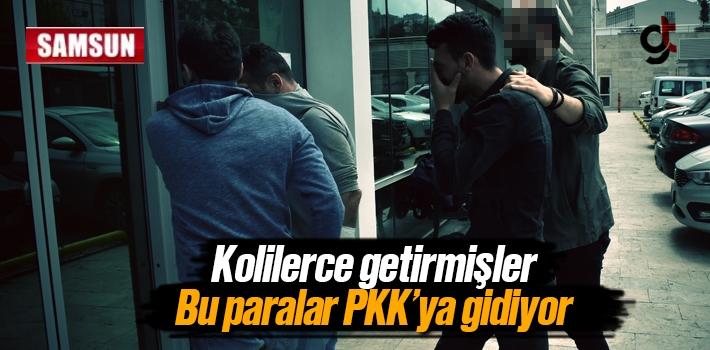 Bu Paralar PKK'ya Gidiyor