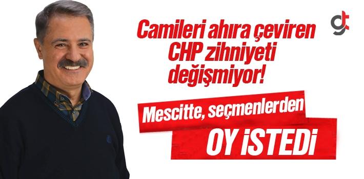 Cemil Deveci, Mescidi Seçimlere Alet Etti