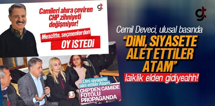 Cemil Deveci, Türkiye'nin Gündeminde