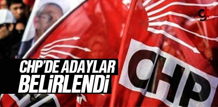 CHP'de Belediye Başkanı Adayları Kesinleşti