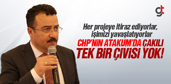 CHP'nin Atakum'da Çaktığı Tek Bir Çivisi...