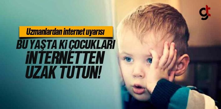 Çocuklar Kaç Yaşında İnternette Gezinmeli?