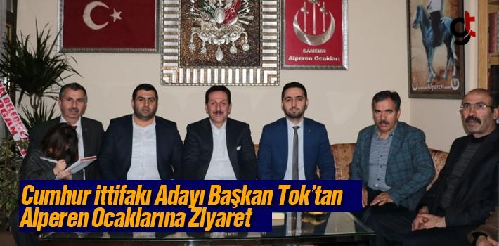 Cumhur İttifakı Adayı Başkan Tok'tan Alperen...
