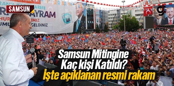 Cumhurbaşkanı Recep Tayyip Erdoğan'ın Katıldığı...
