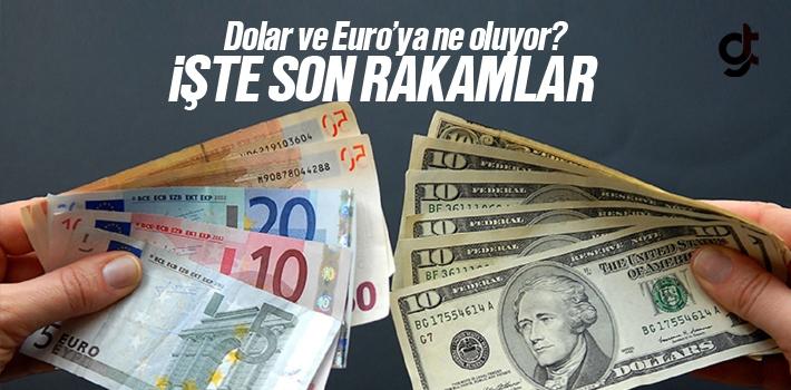 Dolar ve Euro Fiyatları Ne Kadar Oldu?