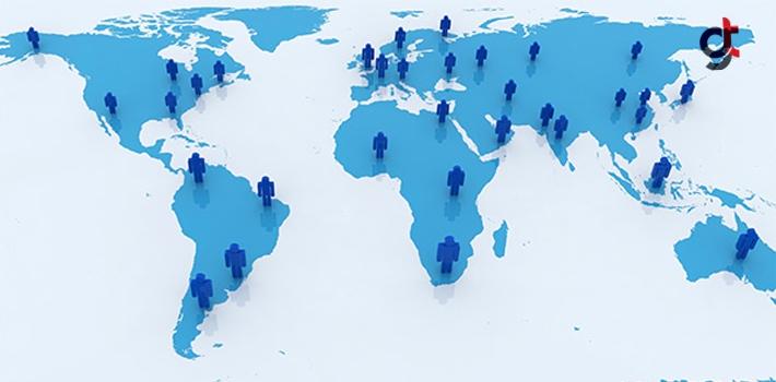 Dünya Üzerinde 193 Ülkenin Kaçında Türk Vatandaşı...