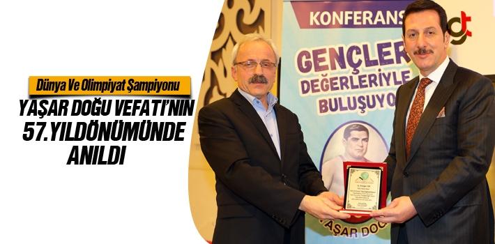 Dünya ve Olimpiyat Şampiyonu Yaşar Doğu Vefatı'nın...