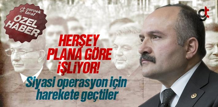 Erhan Usta, Abdullah Gül'ün Yolunda