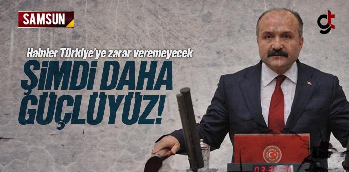 Erhan Usta; AK Parti ile Güçlü Bir İttifak Kurduk