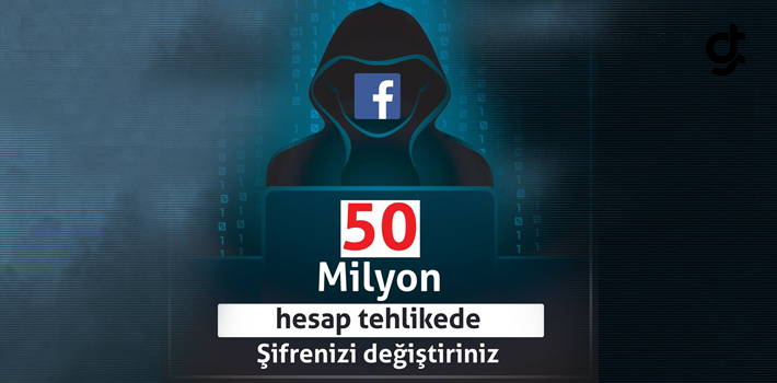 Facebook 'ta 50 Milyon Hesap Güvenliği Tehlikede,...