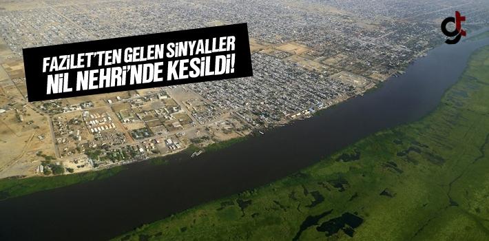 Fazilet'ten Gelen Sinyaller Nil Nehri'nde Kesildi!
