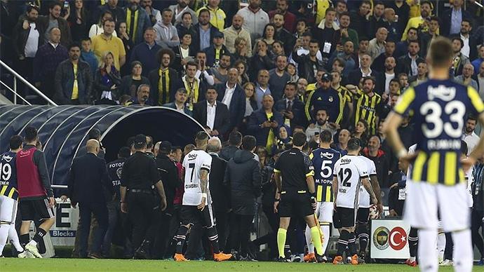 Fenerbahçe-Beşiktaş Maçı Tekrar Oynanacak