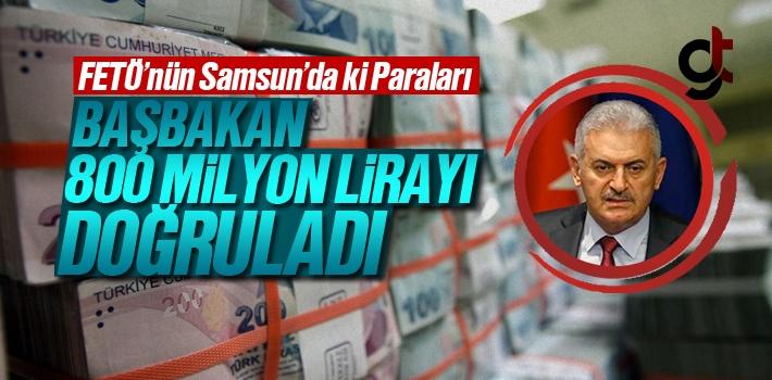 FETÖ'nün Samsun'da ki 800 Milyon Lira Parası