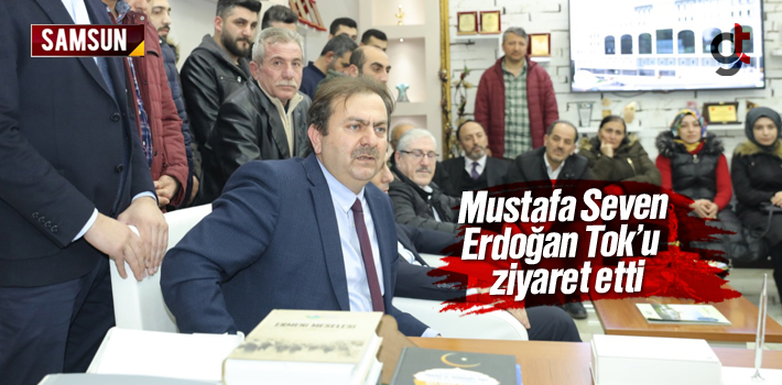Gümüşhaneliler Derneği'nden, Erdoğan Tok'a Destek